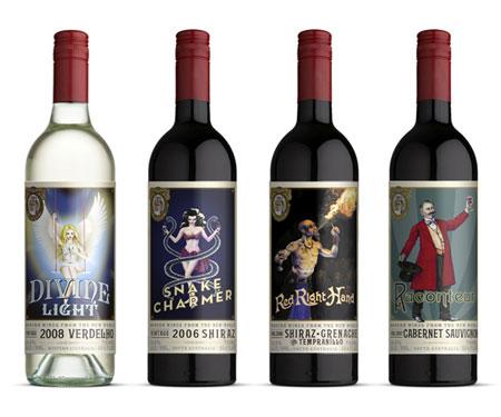 Vinaceous Wines