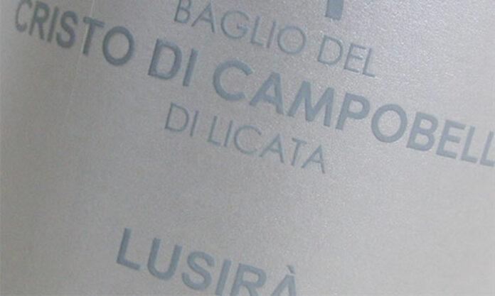 Lusirà Syrah Sicilia IGP 2009 Baglio del Cristo