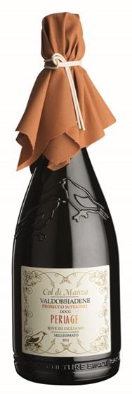 Col di Manza Prosecco Superiore DOCG biodinamico Perlage Wines