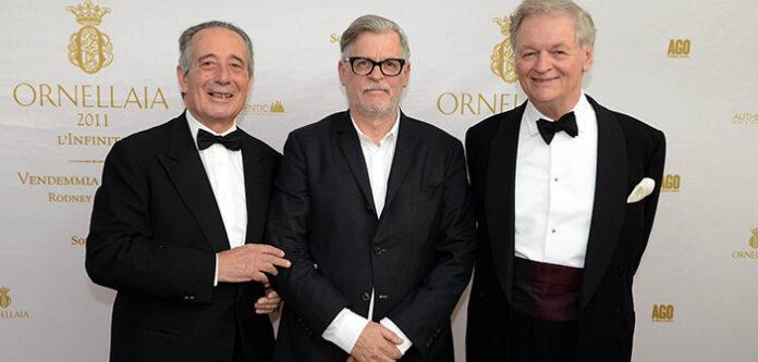 Ferdinando Frescobaldi, Rodney Graham, e Giovanni Geddes