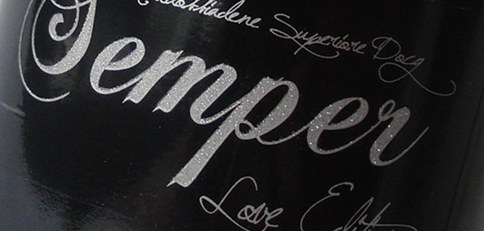 """Semper """"Love Edition"""" Valdobbiadene Prosecco Superiore DOCG Perlage"""