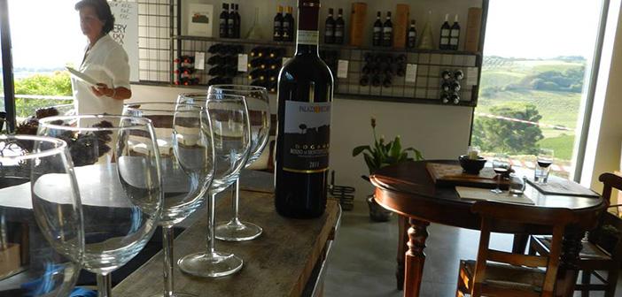 La DOGANA Winery, nuovo spazio dedicato ai vini di Palazzo Vecchio