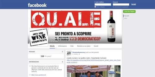 Qu.ale - The Wine Democracy - Facebook