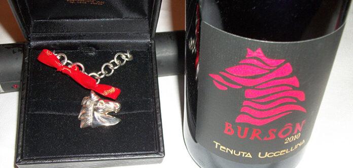 Burson Etichetta Nera 2010 Tenuta Uccellina