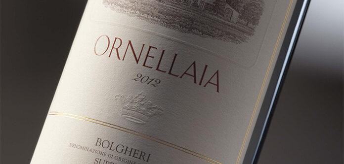 Ornellaia 2012 Bolgheri