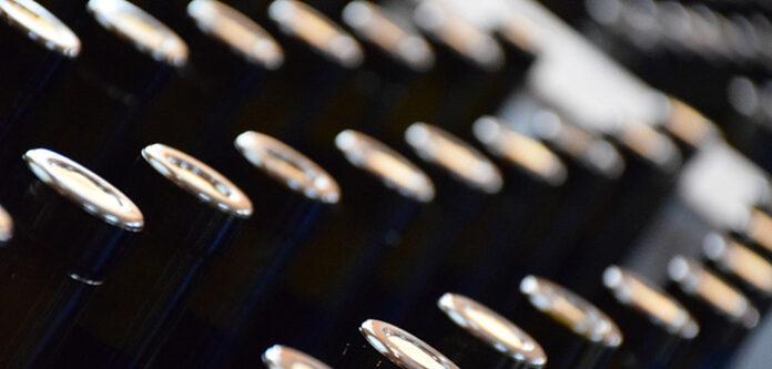 Bottiglie vino italiano