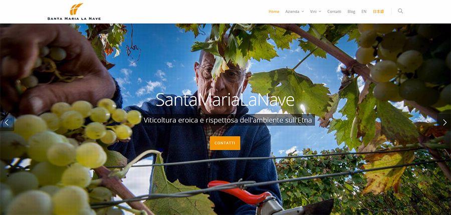 Sito web Santamarialanave