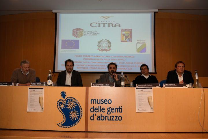 Progetto Spumanti Abruzzo DOP