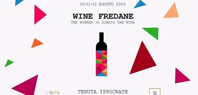Locandina Wine Fredane