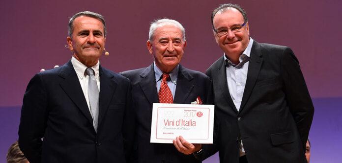 Premiazione Bellavista