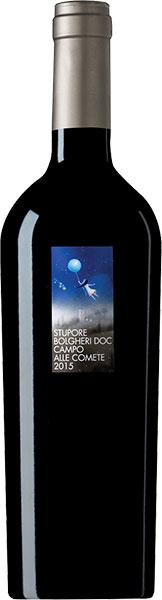 Campo alle Comete Stupore 2015