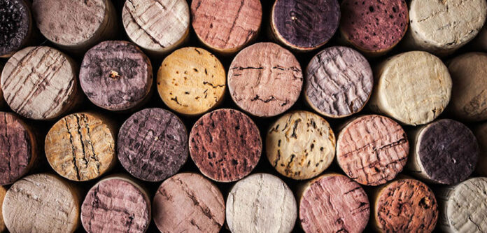 Tappi sughero vini italiani