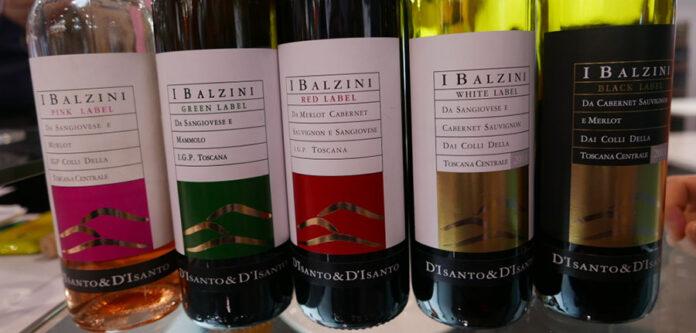 Vini I Balzini Toscana