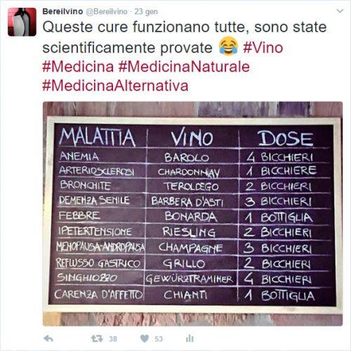Tweet Bereilvino