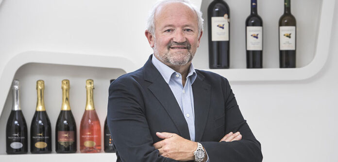 Daniele Simoni AD Schenk Italian Wineries