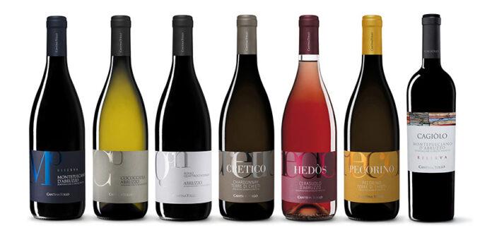 Linea Premium Vini Cantina Tollo