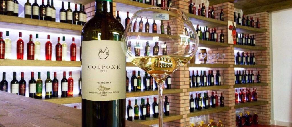 Cantina Volpone Wine BlockChain
