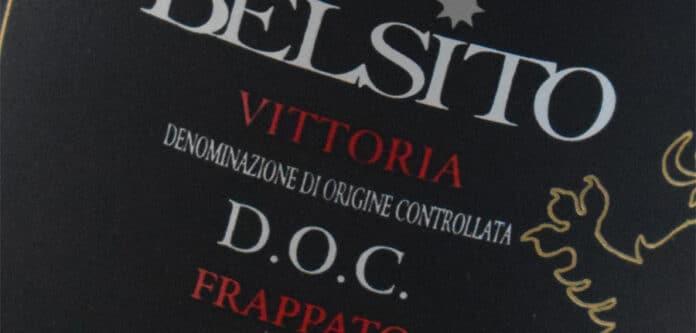 Belsito Frappato di Vittoria DOC 2016 Terre di Giurfo