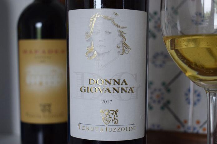 Donna Giovanna IGT Calabria 2017 Tenuta Iuzzolini