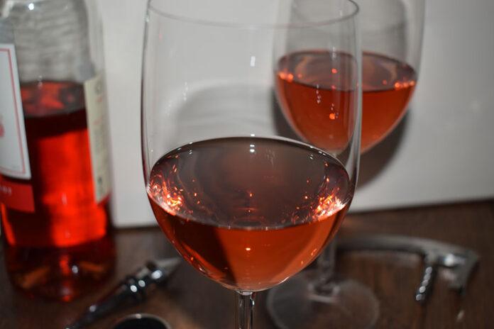 Vino rosato