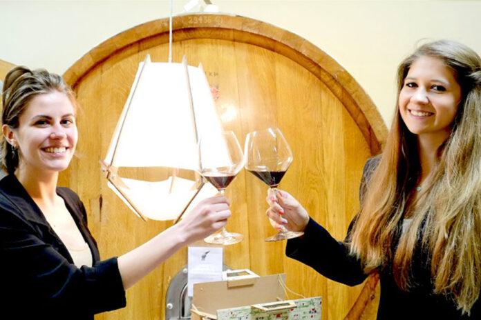 Anna Bellezza e Giulia Catalani