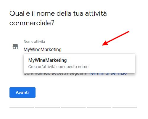 Porta la tua attività su Google