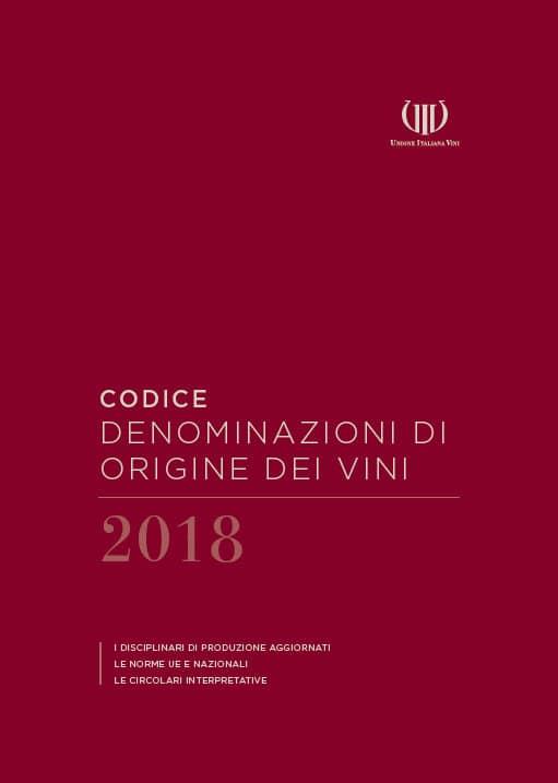 Codice denominazioni di origine dei vini