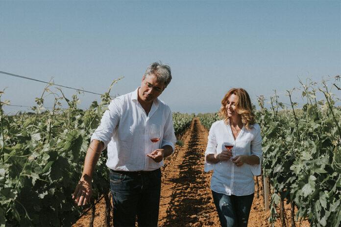 Luigi Rubino e Romina Leopardi