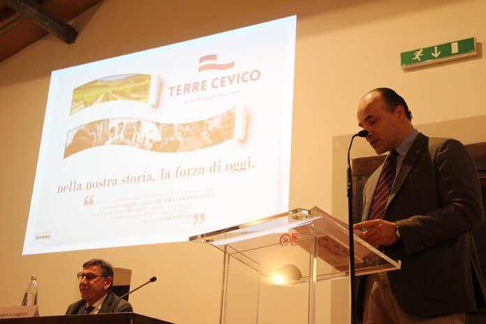 Marco Nannetti assemblea Terre Cevico