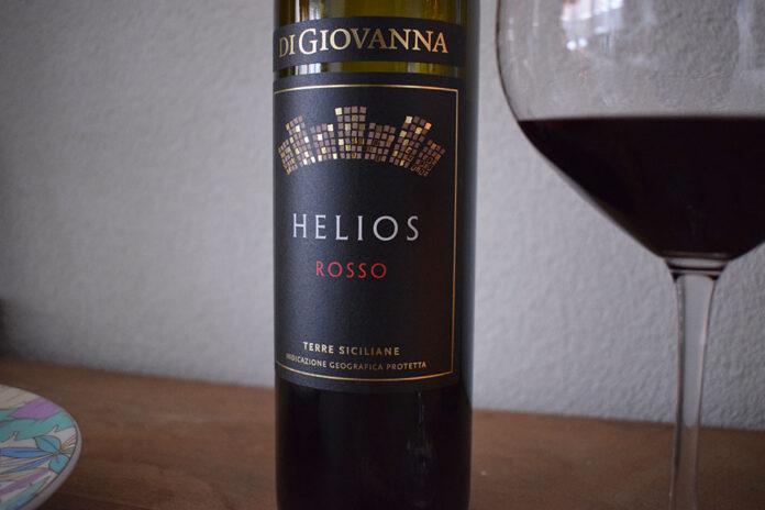 Helios Rosso Terre Siciliane IGP 2015 Di Giovanna