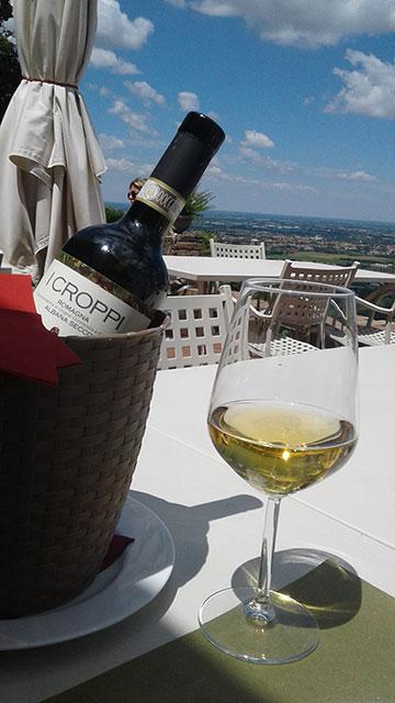 bottiglia albana i croppi