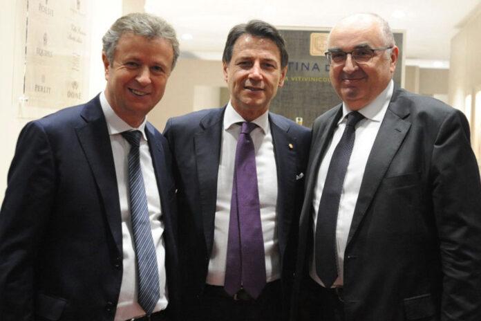 Mercuri, Conte e Gardini