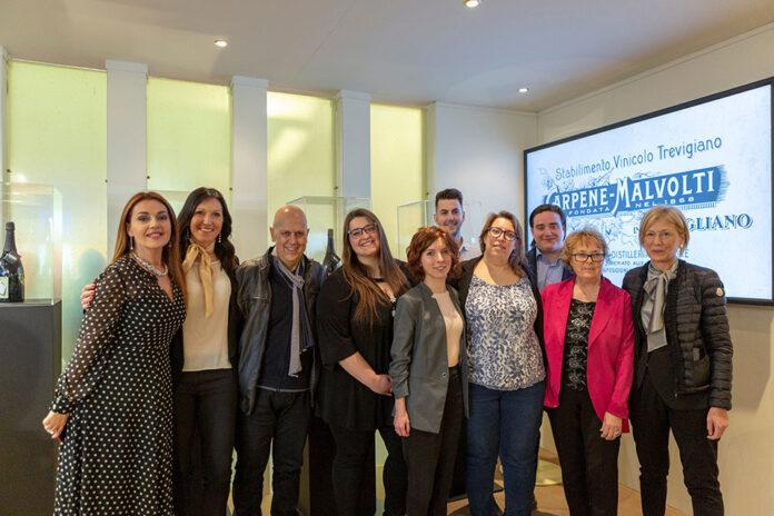 Ospiti Carpenè Malvolti al Vinitaly