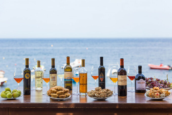 Vini Pantelleria DOC