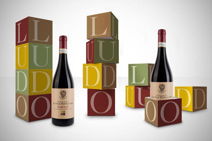 Packaging Barolo Poderi Luigi Enaudi