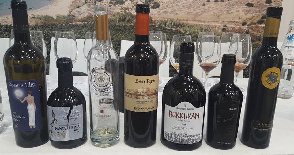 Vini di Pantelleria