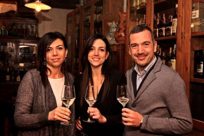 Silvia, Veronica e Alberto Ruggeri