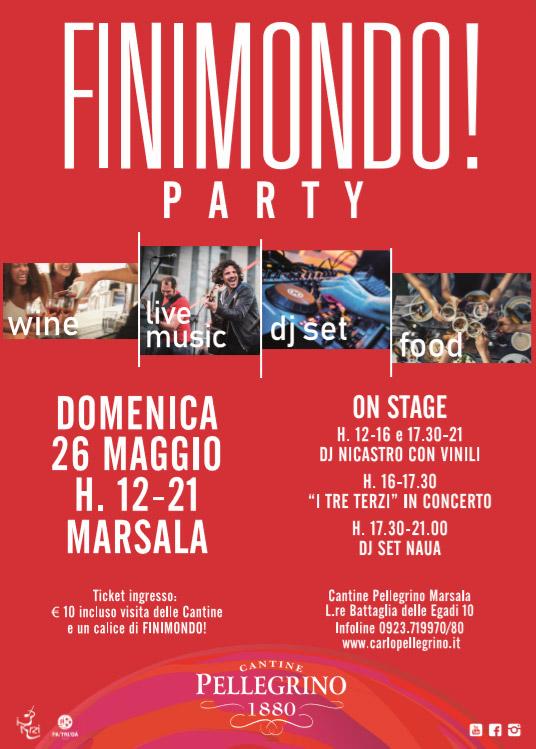 Locandina Finimondo! Party