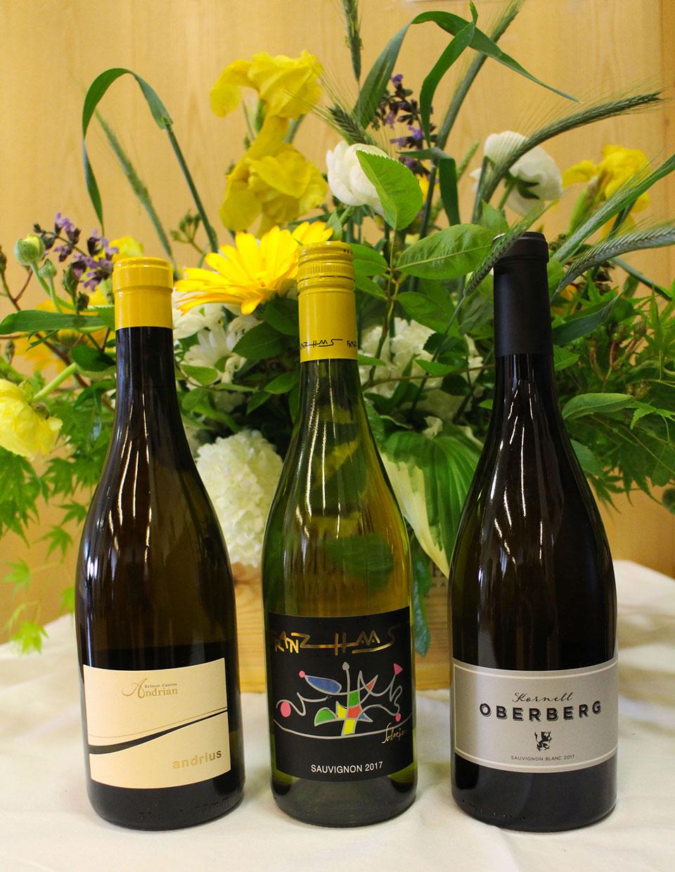 Vini Sauvignon Blanc Vincitori