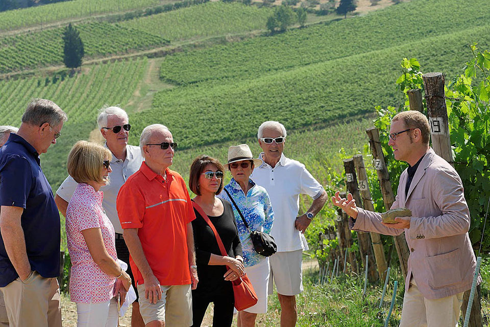 Fufluns Wine Tour