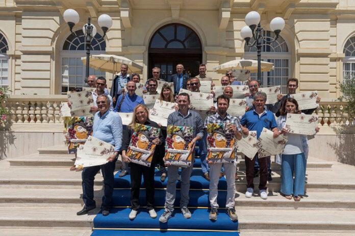 Vino del Tribuno Gruppo Vincitori 2019