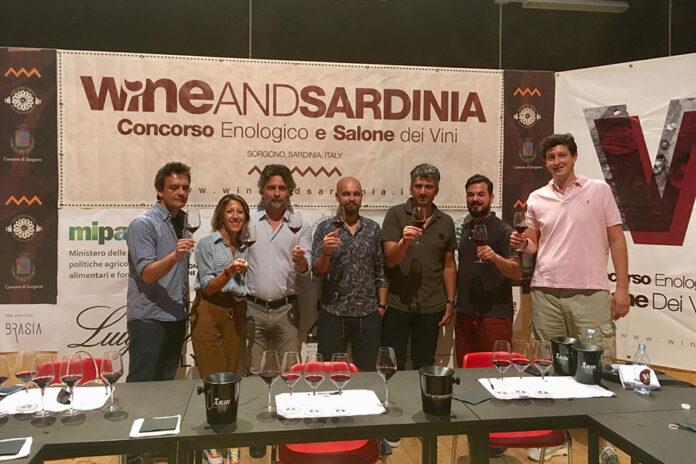 Wine and Sardinia 2019
