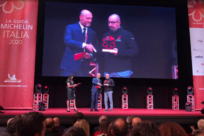 Premio Michelin Passion for Wine 2020 a Rino Billia