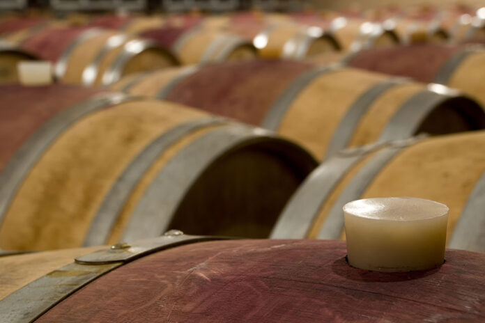barrique vino