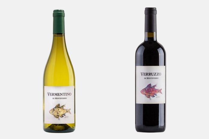 etichette vini monteverro