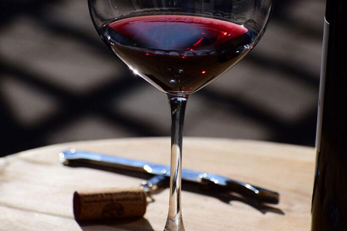 consumo vino italiano