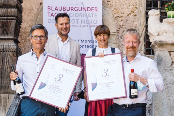 Concorso Nazionale del Pinot Nero 2020