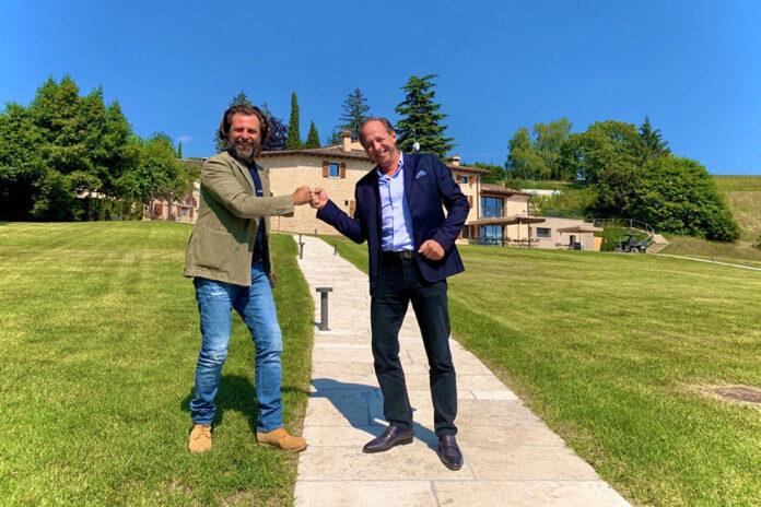 Massimo Gianolli e Antoine Leccia