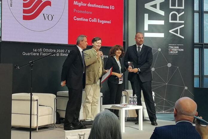 Premio GIST travel food award 2020