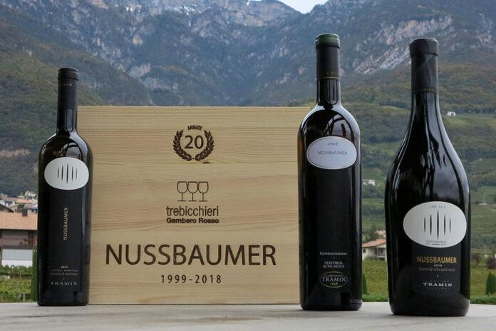 Tre Bicchieri Nussbaumer Gewürztraminer 2018